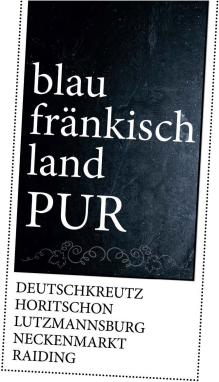 Blaufränkisch PUR Logo